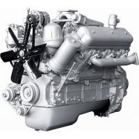 Двигатель ЯМЗ-236Г-1 (Раскат) без КПП, со сц. (150 л.с.) АВТОДИЗЕЛЬ