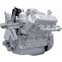 Двигатель ЯМЗ-236Д-2 (ЛТЗ, Уралвагонзавод) без КПП и сц. (175 л.с.) АВТОДИЗЕЛЬ