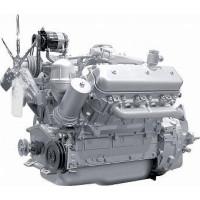 Двигатель ЯМЗ-236ДК-7 (Промтрактор) без КПП и сц. (185 л.с.) АВТОДИЗЕЛЬ