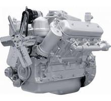 Двигатель ЯМЗ-236Д-осн. (ХТЗ) без КПП и сц. (175 л.с.) АВТОДИЗЕЛЬ