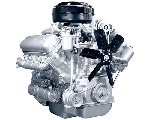 Двигатель ЯМЗ-236М2-1 (МАЗ) без КПП и сц. (180 л.с.) АВТОДИЗЕЛЬ