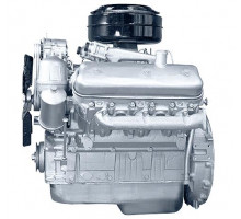 Двигатель ЯМЗ-236М2-15 (КРАНЭКС) без КПП и сц. (180 л.с.) АВТОДИЗЕЛЬ