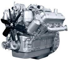 Двигатель ЯМЗ-236М2-31 (УралАЗ) без КПП и сц. (180 л.с.) АВТОДИЗЕЛЬ
