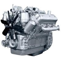 Двигатель ЯМЗ-236М2-4 (УралАЗ,ЧСДМ) без КПП и сц. (180 л.с.) АВТОДИЗЕЛЬ