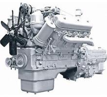 Двигатель ЯМЗ-236М2-41 (УралАЗ) с КПП и сц. (180 л.с.) АВТОДИЗЕЛЬ