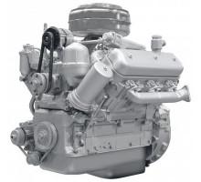 Двигатель ЯМЗ-236М2-7 (Дизель-генераторы) без КПП и сц. (180 л.с.) АВТОДИЗЕЛЬ