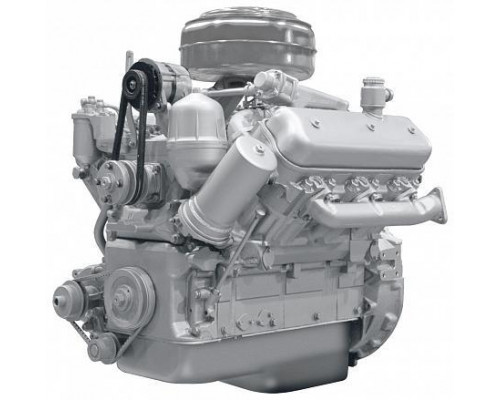 Двигатель ЯМЗ-236М2-осн. (Краны дизель-электрические ) без КПП и сц. (180 л.с.) АВТОДИЗЕЛЬ