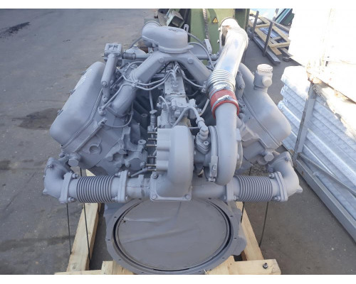 Двигатель ЯМЗ-236НЕ2-1 (МАЗ) без КПП и сц. (230 л.с.) АВТОДИЗЕЛЬ