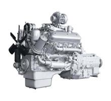 Двигатель ЯМЗ-236НЕ2-10 (АМАЗ) с КПП и сц. (230 л.с.) АВТОДИЗЕЛЬ