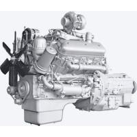 Двигатель ЯМЗ-236НЕ2-3 (УралАЗ) с КПП и сц. (230 л.с.) АВТОДИЗЕЛЬ