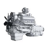 Двигатель ЯМЗ-236НЕ2-33 (Волжанин) с КПП и сц. (230 л.с.) АВТОДИЗЕЛЬ