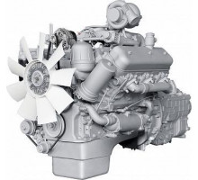 Двигатель ЯМЗ-236НЕ-6 (ЛиАЗ) с КПП и сц. (230 л.с.) АВТОДИЗЕЛЬ