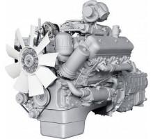 Двигатель ЯМЗ-236НЕ-7 (АМАЗ) с КПП и сц. (230 л.с.) АВТОДИЗЕЛЬ