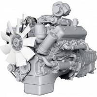 Двигатель ЯМЗ-236НЕ-осн. (МАЗ) с КПП и сц. (230 л.с.) АВТОДИЗЕЛЬ