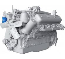 Двигатель ЯМЗ-238Б-19 (ТЯЖЭКС) без КПП и сц. (300 л.с.) АВТОДИЗЕЛЬ