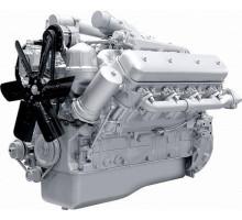 Двигатель ЯМЗ-238БН-осн (КРАНЭКС) без КПП и сц. (260 л.с.) АВТОДИЗЕЛЬ
