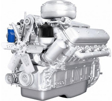 Двигатель ЯМЗ-238ГМ-осн. (ТЯЖЭКС, Уралвагонзавод, ЭКСКО) без КПП и сц. (180 л.с.) АВТОДИЗЕЛЬ