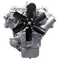 Двигатель ЯМЗ-238Д-18 (БЗКТ) без КПП и сц. (330 л.с.) АВТОДИЗЕЛЬ