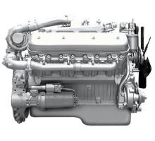 Двигатель ЯМЗ-238Д-2 (КрАЗ) без КПП и сц. (330 л.с.) АВТОДИЗЕЛЬ
