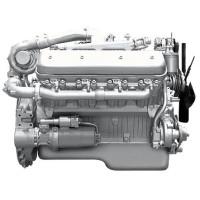 Двигатель ЯМЗ-238Д-8 (КрАЗ) без КПП и сц. (330 л.с.) АВТОДИЗЕЛЬ