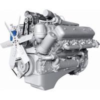 Двигатель ЯМЗ-238ДЕ2-2 (КрАЗ) без КПП и сц. (330 л.с.) АВТОДИЗЕЛЬ