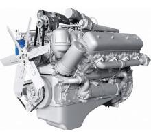 Двигатель ЯМЗ-238ДЕ2-43 (МАЗ) без КПП и сц. (330 л.с.) АВТОДИЗЕЛЬ