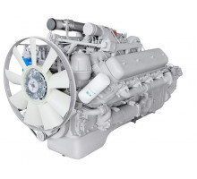 Двигатель ЯМЗ-238ДЕ2-8 с КПП и сц. (330 л.с.) АВТОДИЗЕЛЬ