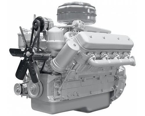Двигатель ЯМЗ-238ИМ (Электроагрегаты) без КПП и сц. (160 л.с.) АВТОДИЗЕЛЬ