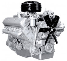 Двигатель ЯМЗ-238М2-2 с КПП и сц. (240 л.с.) АВТОДИЗЕЛЬ