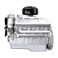 Двигатель ЯМЗ-238М2-26 (УралАЗ) без КПП и сц. (240 л.с.) АВТОДИЗЕЛЬ