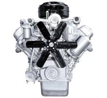 Двигатель ЯМЗ-238М2-32 (УралАЗ) без КПП и сц. (240 л.с.) АВТОДИЗЕЛЬ