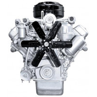 Двигатель ЯМЗ-238М2-34 (МАЗ) без КПП и сц. (240 л.с.) АВТОДИЗЕЛЬ