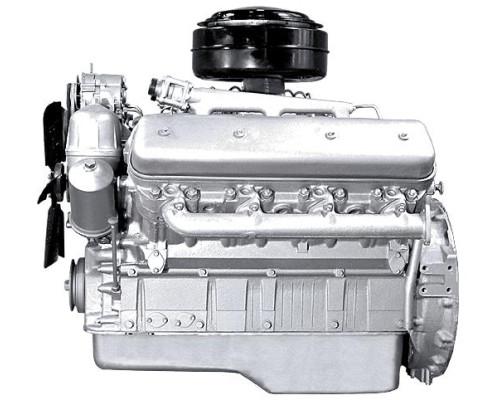 Двигатель ЯМЗ-238М2-4 (КрАЗ) без КПП и сц. (240 л.с.) АВТОДИЗЕЛЬ