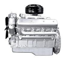 Двигатель ЯМЗ-238М2-5 (МАЗ) без КПП и сц. (240 л.с.) АВТОДИЗЕЛЬ №