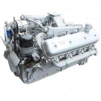 Двигатель ЯМЗ-238М2-6 (УралАЗ) с КПП и сц. (240 л.с.) АВТОДИЗЕЛЬ