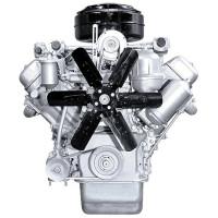 Двигатель ЯМЗ-238М2-осн. (Краны железнодорожные) без КПП и сц. (240 л.с.) АВТОДИЗЕЛЬ