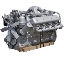 Двигатель ЯМЗ-238НД4-осн. (ПТЗ) без КПП и сц. (250 л.с.) АВТОДИЗЕЛЬ