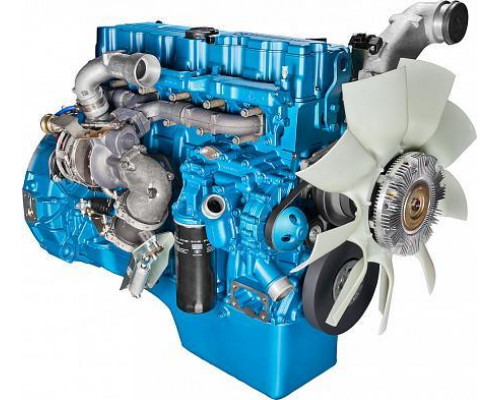 Двигатель ЯМЗ-53622.10 без КПП и сц. (240 л.с.) ЕВРО-4 АВТОДИЗЕЛЬ