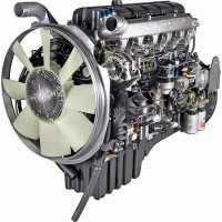 Двигатель ЯМЗ-650.10 (МАЗ) без КПП и сц. (412 л.с.) АВТОДИЗЕЛЬ №