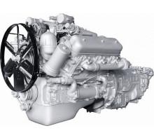 Двигатель ЯМЗ-6562.10-осн. (МАЗ) без КПП и сц. (250 л.с.) АВТОДИЗЕЛЬ