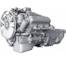 Двигатель ЯМЗ-6563.10-6 (Неман) с КПП и сц. (230 л.с.) АВТОДИЗЕЛЬ