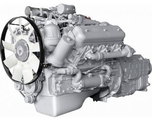 Двигатель ЯМЗ-6563.10-осн. (МАЗ) без КПП и сц. (230 л.с.) АВТОДИЗЕЛЬ