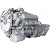Двигатель ЯМЗ-6563.10-осн. (МАЗ) с КПП и сц. (230 л.с.) АВТОДИЗЕЛЬ