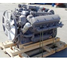 Двигатель ЯМЗ-6581.10-4 (МАЗ) без КПП и сц. (400 л.с.) АВТОДИЗЕЛЬ