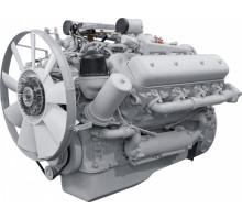 Двигатель ЯМЗ-6582.10-6 (МАЗ) без КПП и сц. (330 л.с.) АВТОДИЗЕЛЬ