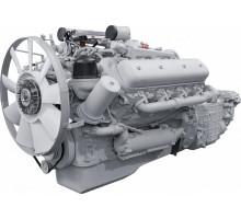 Двигатель ЯМЗ-6582.10-осн.(МАЗ) с КПП и сц. (330 л.с.) АВТОДИЗЕЛЬ