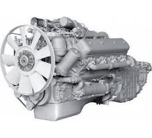 Двигатель ЯМЗ-7511.10-36 (МАЗ) с КПП и сц. (400 л.с.) АВТОДИЗЕЛЬ