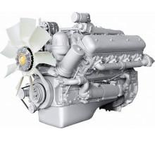 Двигатель ЯМЗ-7514-03 (Электроагрегаты) без КПП и сц. (360 л.с.) АВТОДИЗЕЛЬ