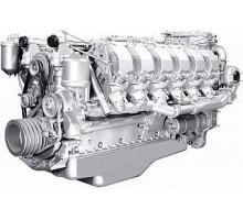Двигатель ЯМЗ-8401.10-05 (БелАЗ) без КПП и сц. (600 л.с.) АВТОДИЗЕЛЬ