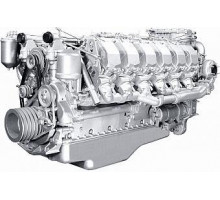 Двигатель ЯМЗ-8401.10-06 (БелАЗ) без КПП и сц. (550 л.с.) АВТОДИЗЕЛЬ